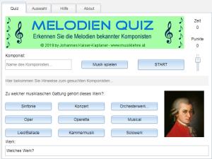 Melodien-Quiz Online