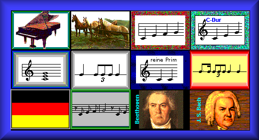 Music-Memo-Game für Windows